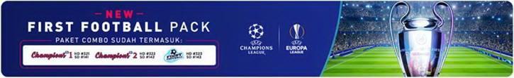 TV Kabel Promo Liga Champions 2019/20